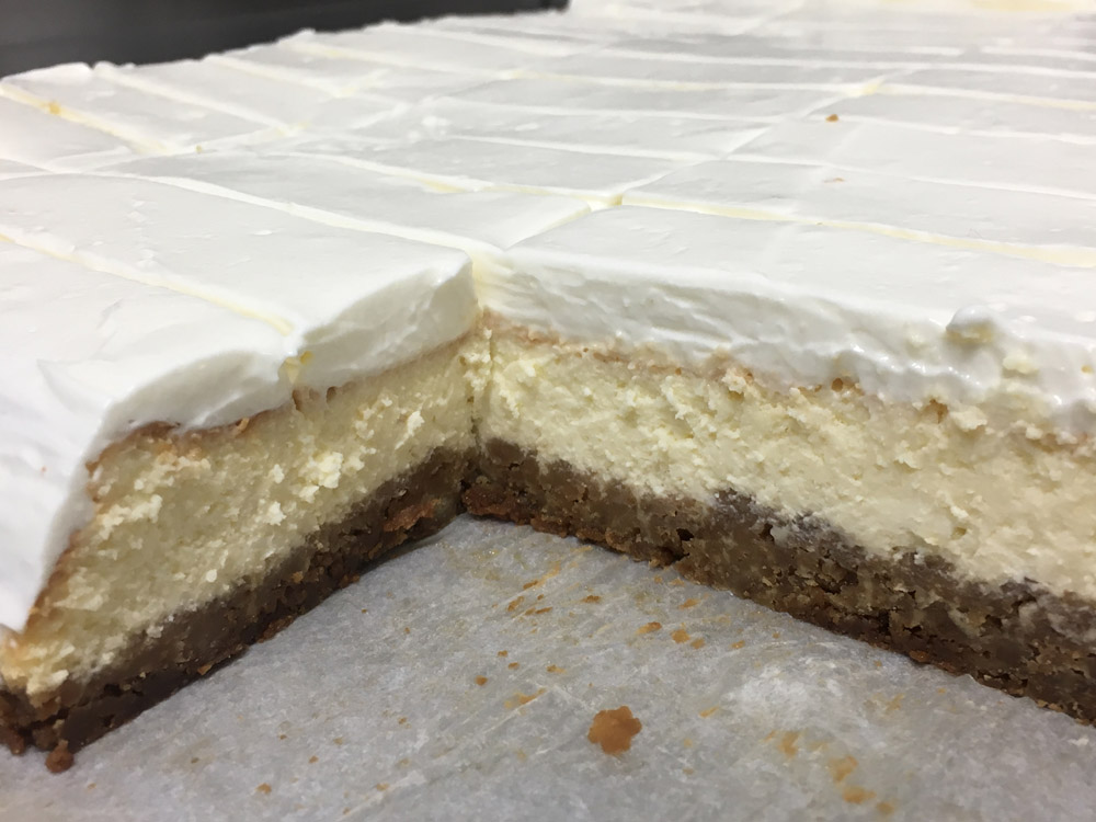 Doug's Mom's Cheese Cake, le véritable New York Cheese Cake