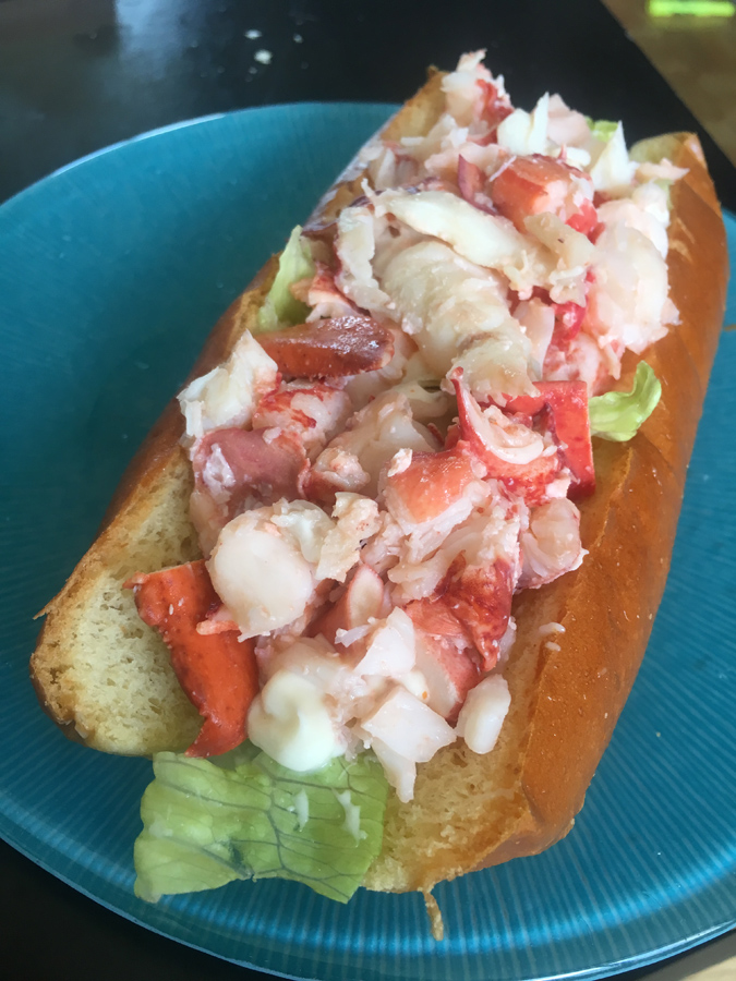 Lobster Rolls Cabane Cape Cod